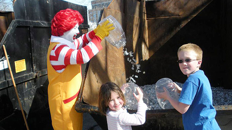 RMHC Milwaukee - Pop Tabs