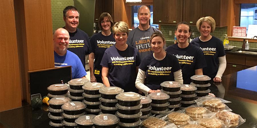 Make-Ahead Meal Volunteers