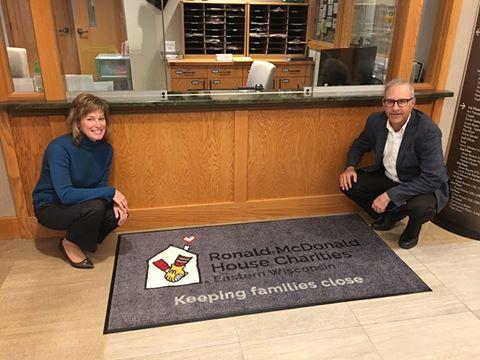 Ann Petrie and Bill Kerns
