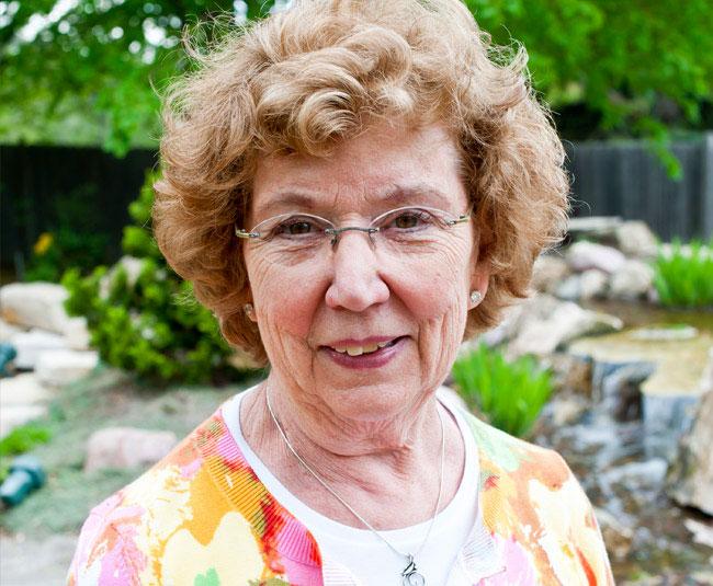 Ann Philips, Lead Master Gardener