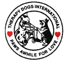 therapy dogs international logo