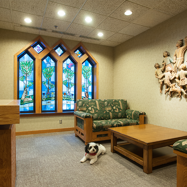 RMHC Eastern Wisconsin's Chapel