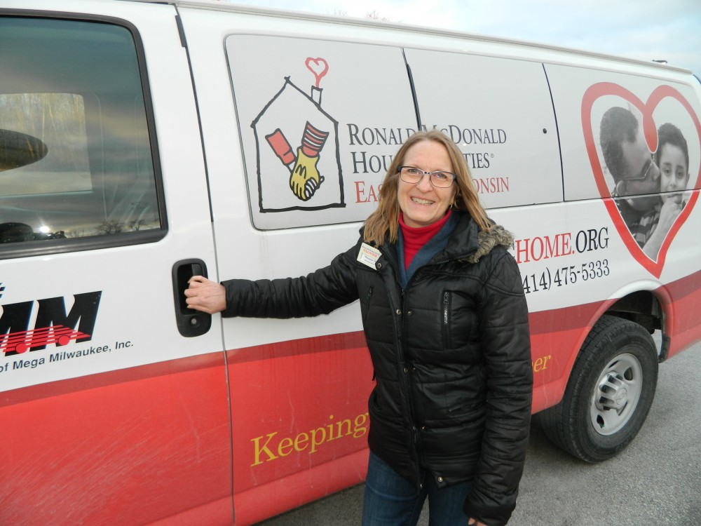RMHC Van Driver Therese