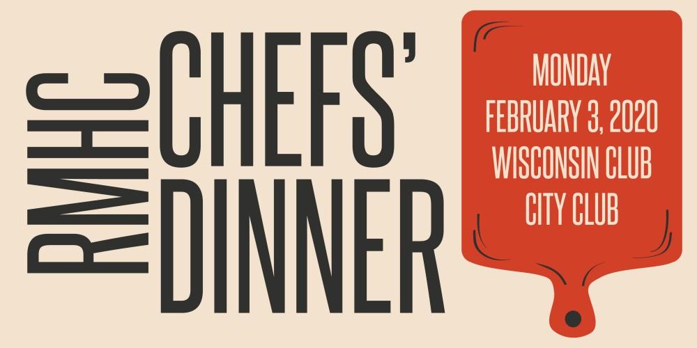 Chefs' Dinner 2020 Web Banner
