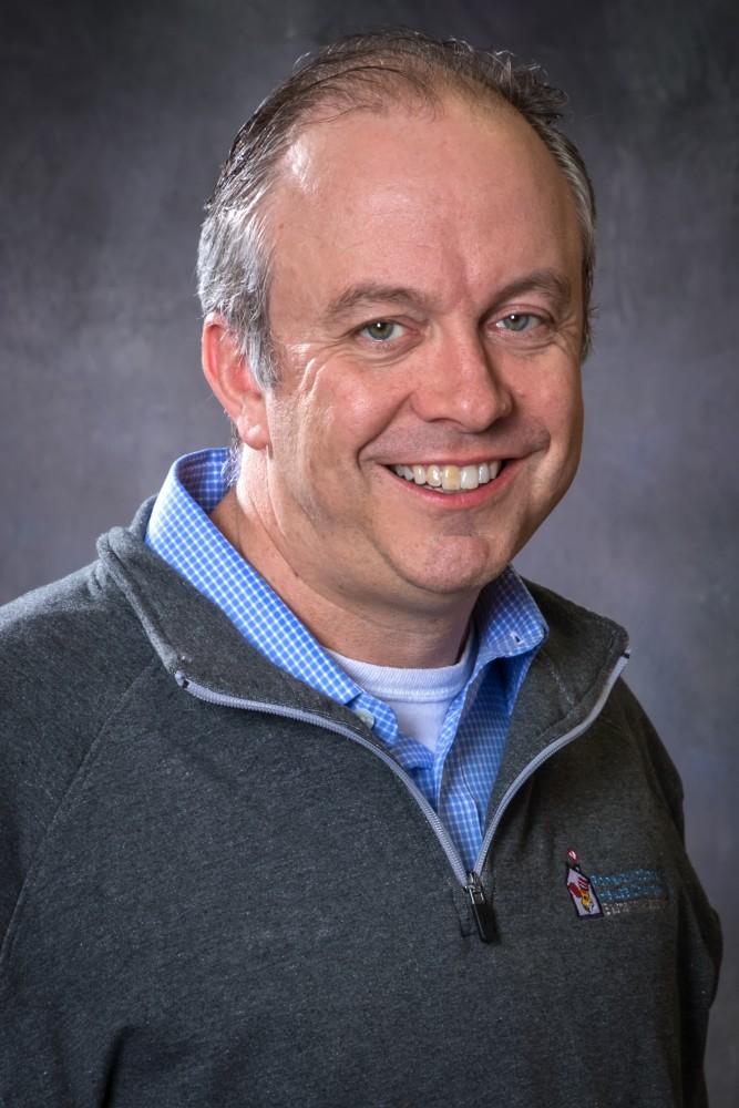 Don Browne, Grant Coordinator