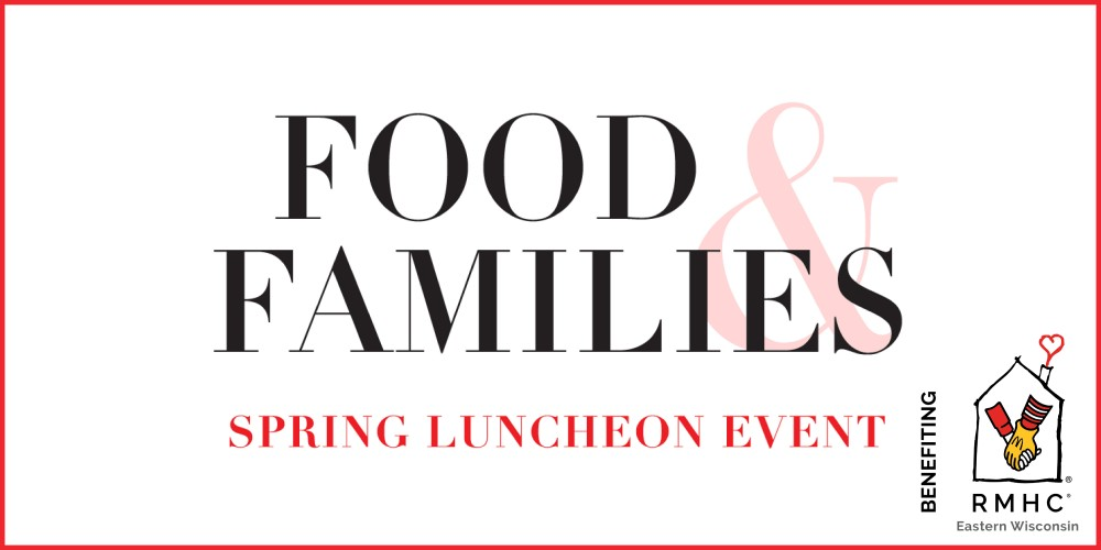 Food and Families Web Banner