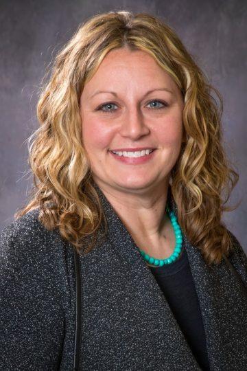 Heather Egerer, Volunteer Services Director