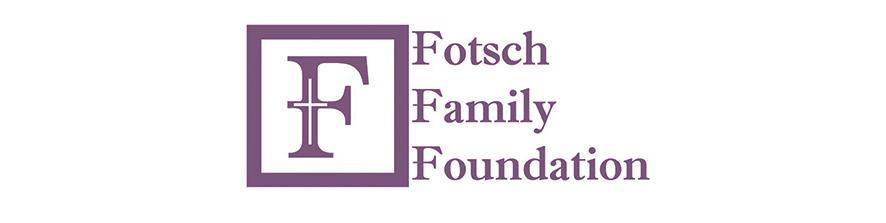 Golf 2020 Presenting Sponsor Fotsch Family Foundation
