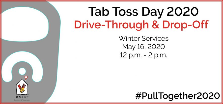 Tab Toss Day May 16 2020