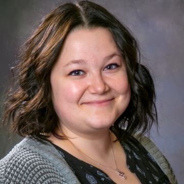 Marketing and Development Coordinator Angela Amborn