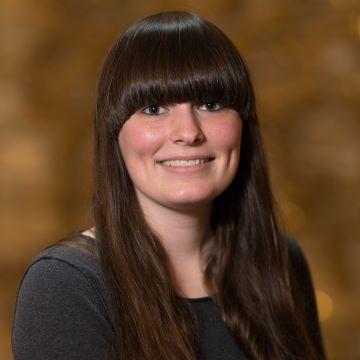 House Manager Erika Jakubic