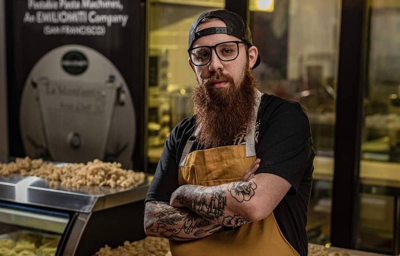 Chef Adam Pawlak