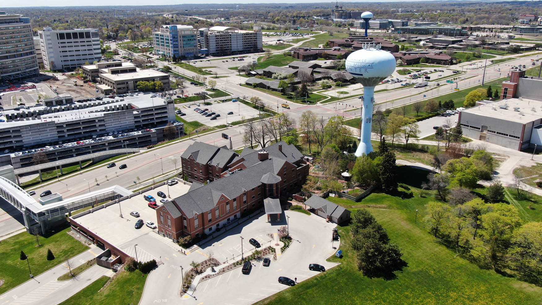 2021 Aerial View of RMHC