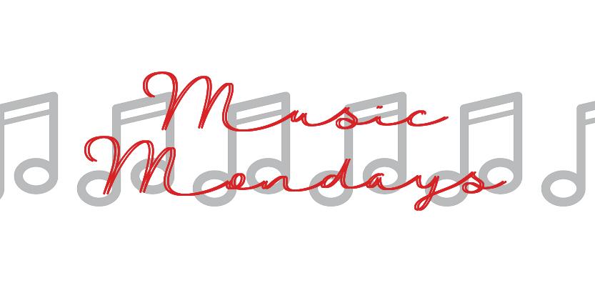 Music Mondays in the Secret Garden