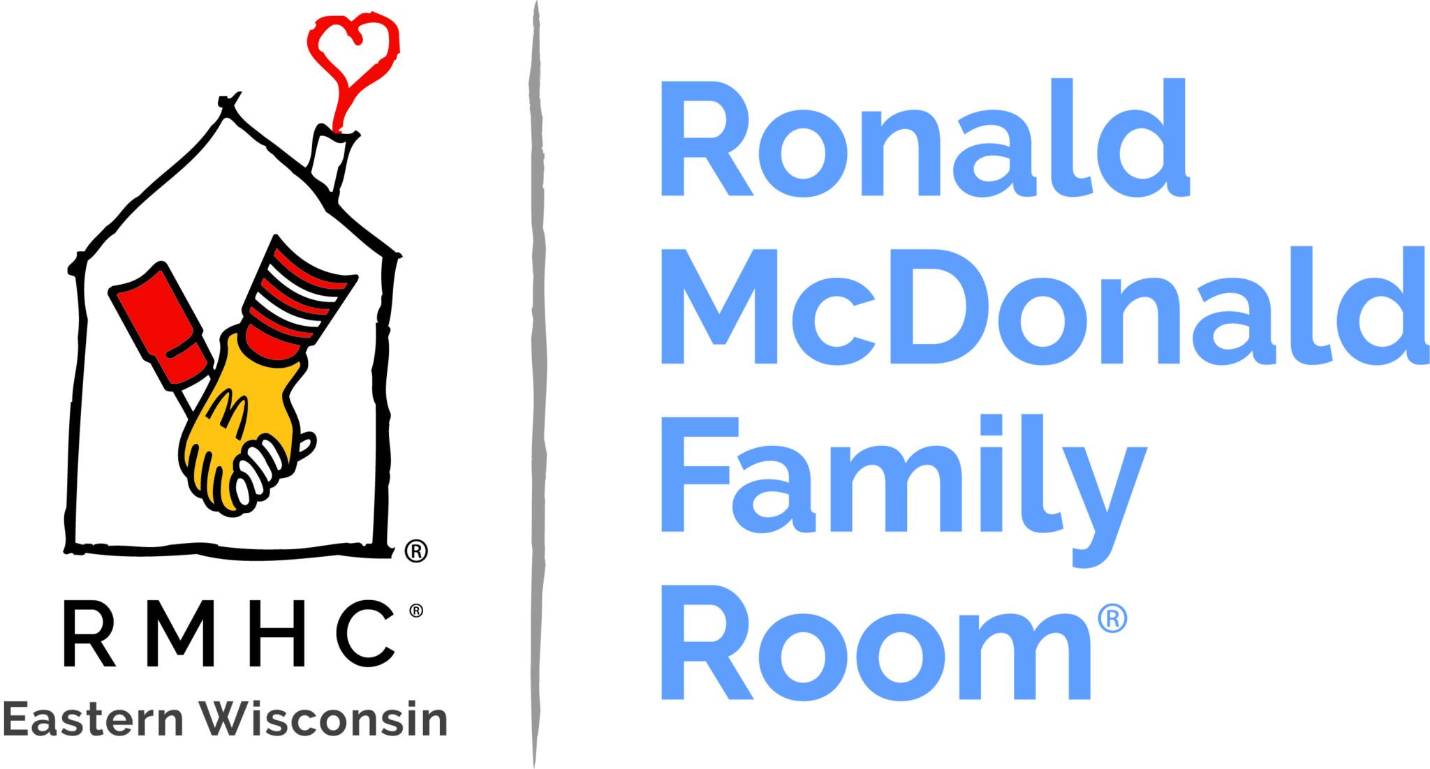 Ronald McDonald Family Room Logo
