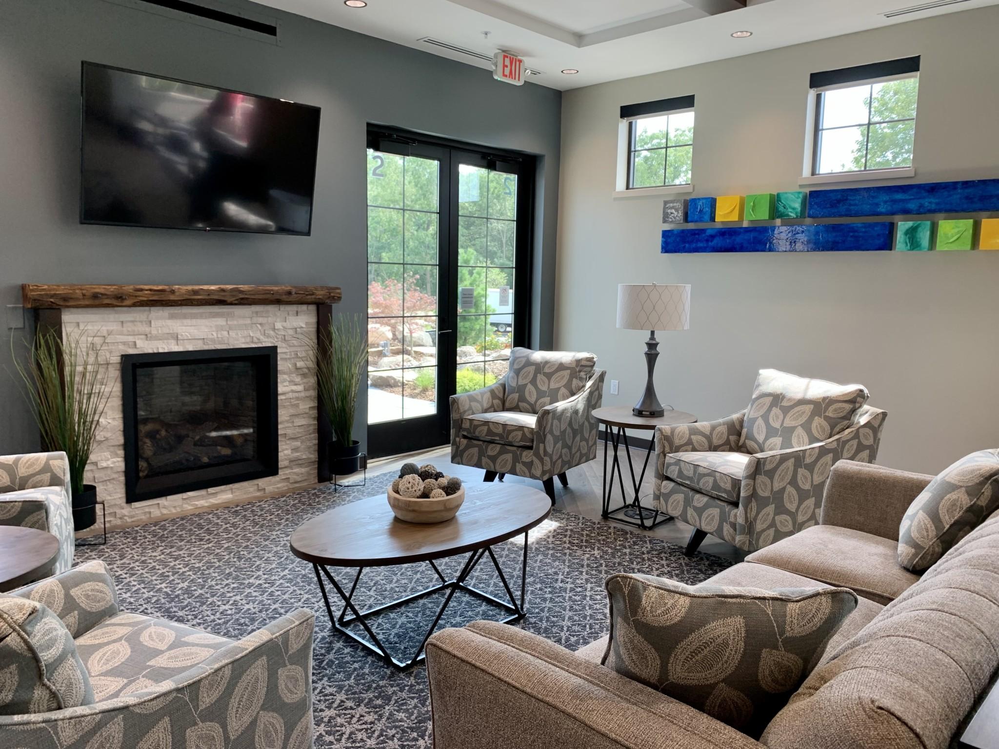 Family Room Living Room